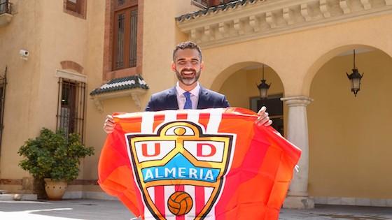 Alcalde Almería fútbol UDA