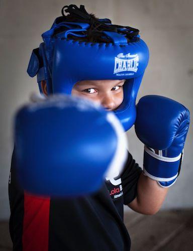 Almería deportes Lola boxing