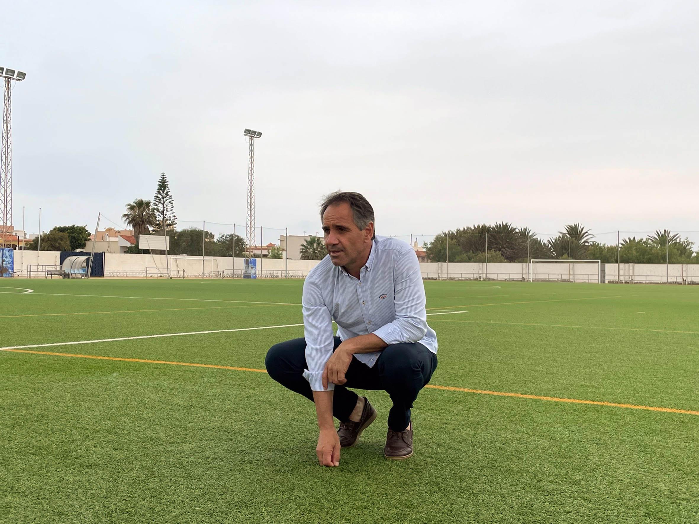 Almería Cabo de Gata fútbol