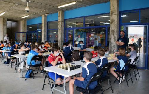 Almería deportes JDM ajedrez