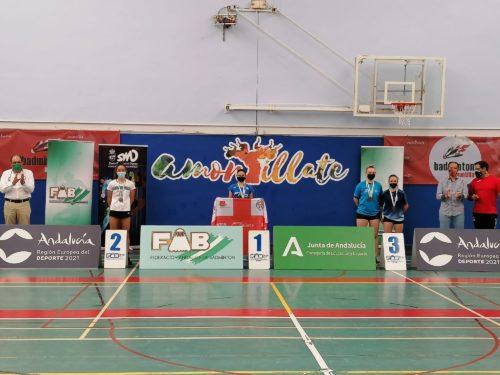 Almería deportes badminton