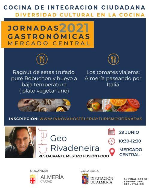 Almería jornadas gastronómicas