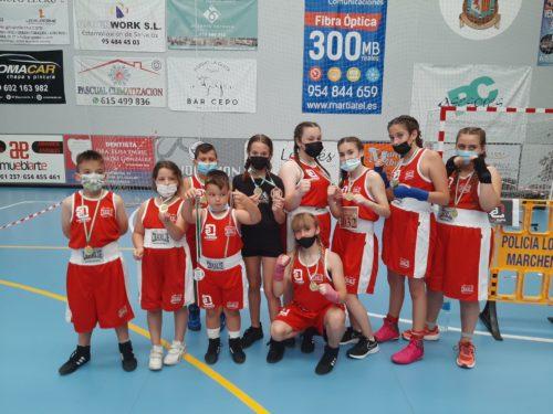 Almería deportes campeones boxeo