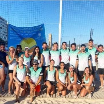 Club tenis playa Almería