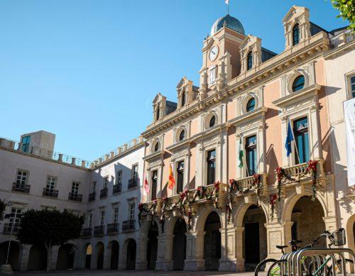 Plaza Vieja Ayuntamiento Almería