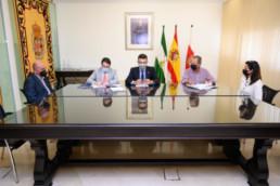 Almería contrato seguridad viaria