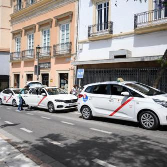 Parada de taxi Almería