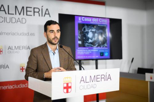 Almería actividades Casa cine