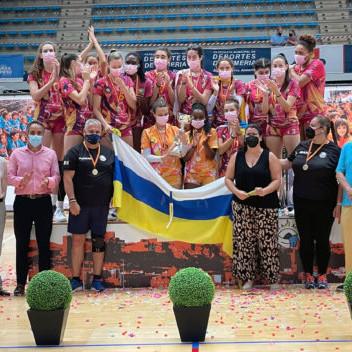 Almería deportes voley femenino