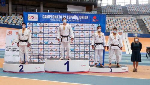 Almería deportes judo