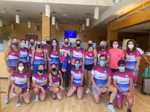 Equipo femenino Atletas Almería