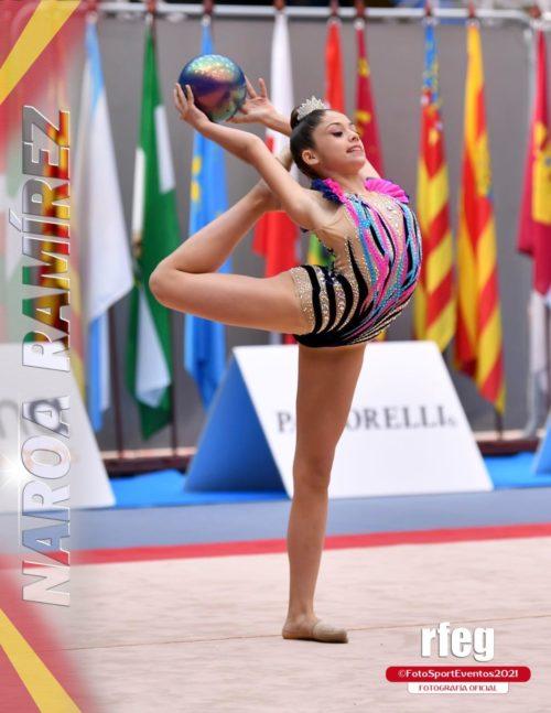 Almería deportes gimnasia ritmica