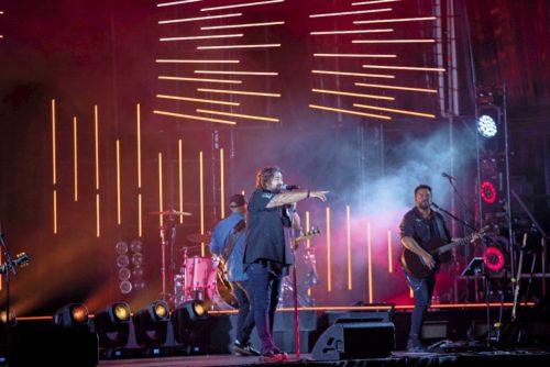 Almería concierto Antonio Orozco