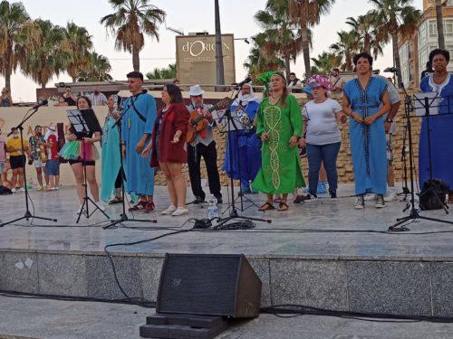 Almería cultura carnaval verano
