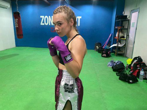 Almería boxeo Elena García