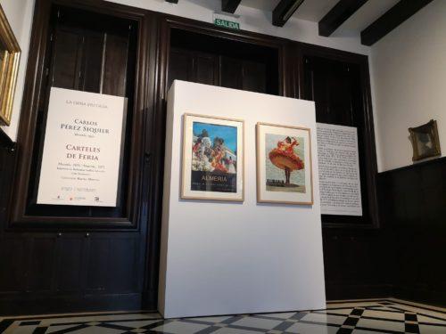 Almería museos Pérez Siquier