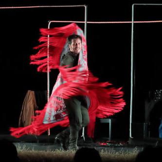 Almería Flamenco Emilio Ochando