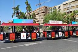 Almería promoción tren turístico