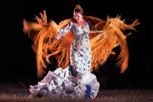 Almería clausura Festival Flamenco