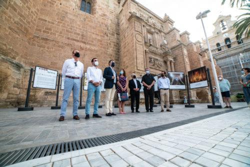 Exposición Hermandad Estudiantes Almería