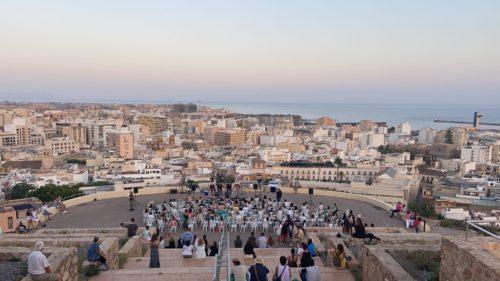 Almería cultura Plazeando