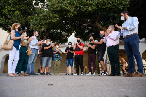 Alcalde Almería repulsa homofobia