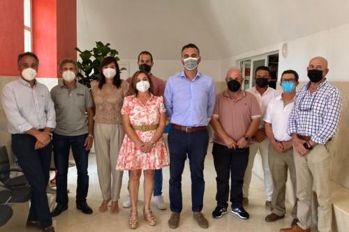 Junta rectora CASI Almería