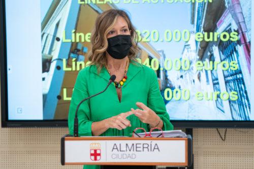 Ayudas urbanismo ayuntamiento Almería