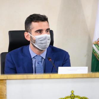 Alcalde Almería Pleno Ayuntamiento