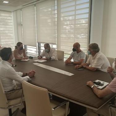 Integración puerto ciudad Almería