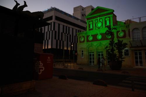 Almería iluminación solidaria