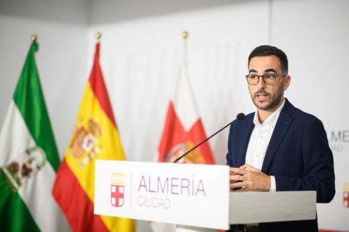 Ayuntamiento Almería asuntos actualidad