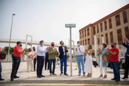 Almería calle Abogado oficio