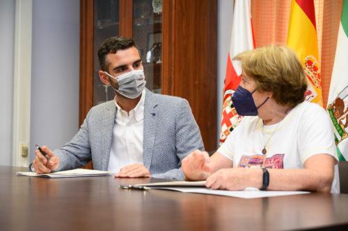 Alcalde Almería convenio Asalsido