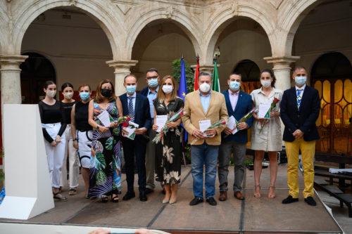 Ayuntamiento Almería premio Educación