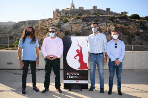 Almería festival flamenco 2021