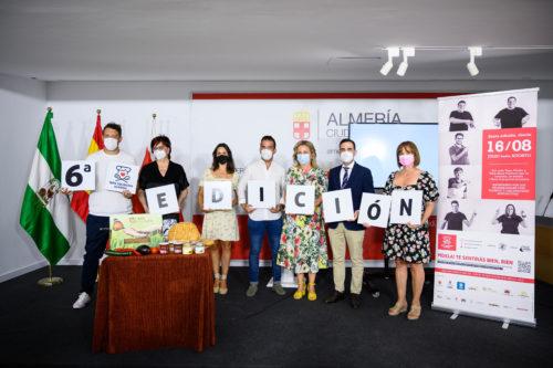 Almería ruta tapa solidaria