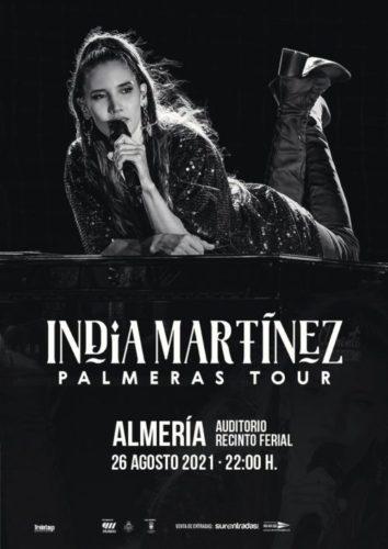 Almería concierto India Martínez