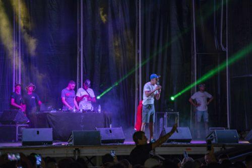 Almería cultura concierto Morad