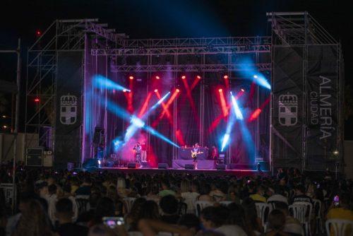 Almería cultura Omar Montes