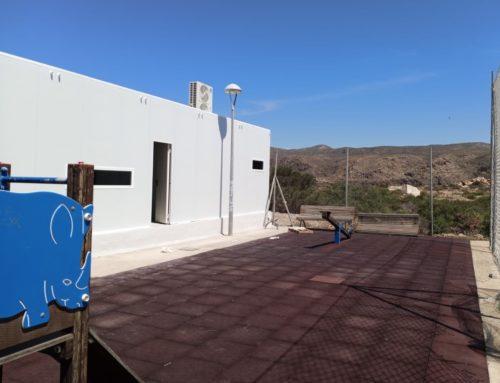Almería barrios Castell Rey