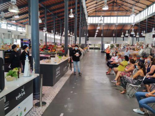 Gastronomía Mercado Central Almería