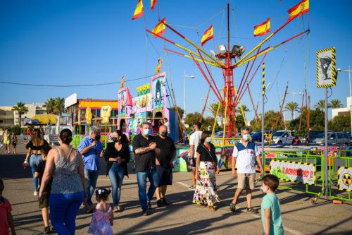 Inauguración Feria DiverToyo Almería