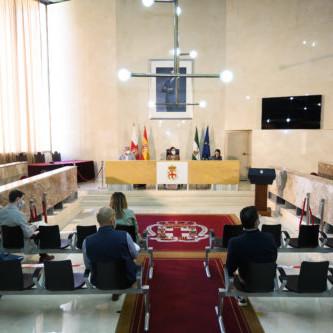 Reunión regantes Ayuntamiento Almería