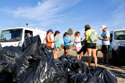 Ciudadanos Almería limpieza basura