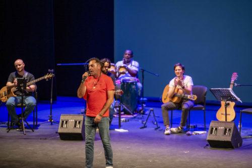 Almería concierto El Chorko