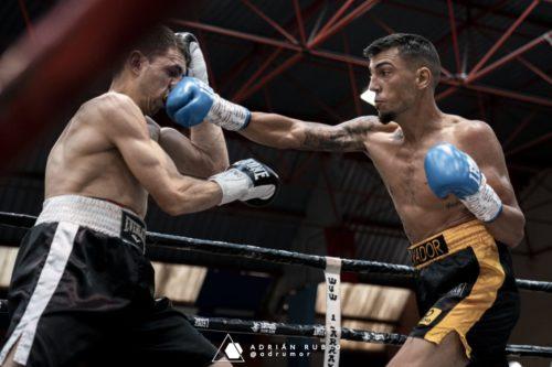 Almería boxeo Salvador Barón