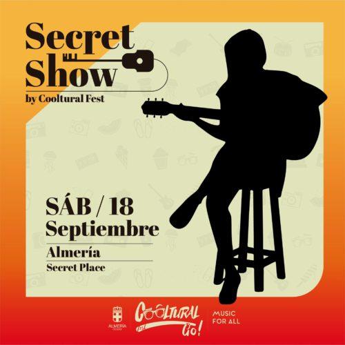 Cooltural Secret Show Almería