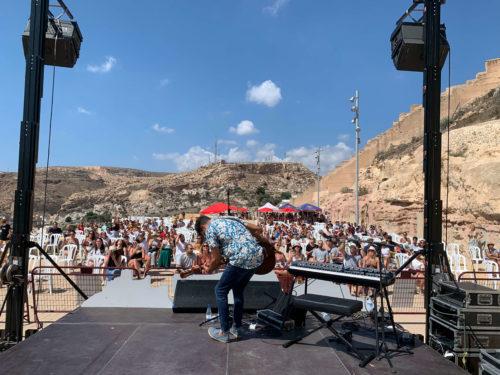 Almería Cooltural conciertos secretos