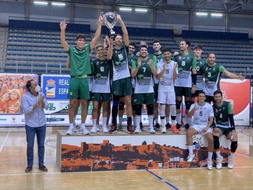 Copa Andalucía Voley Almería